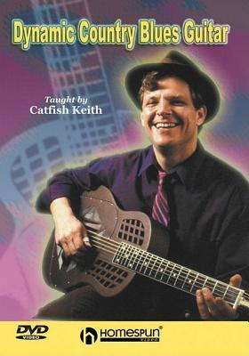 Dynamic Country Blues Guitar Catfish Keith