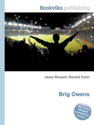 Brig Owens  by  Jesse Russell