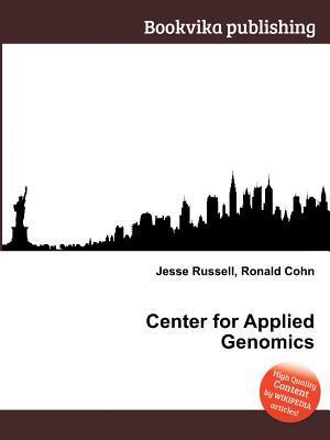 Center for Applied Genomics  by  Jesse Russell
