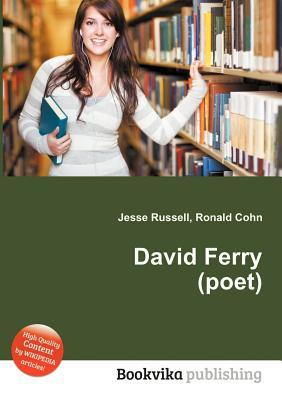 David Ferry  by  Jesse Russell