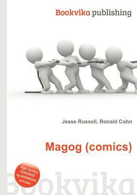 Magog  by  Jesse Russell