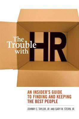 Trouble with HR Johnny C. Taylor