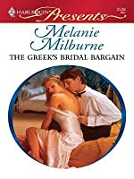 The Greek's Bridal Bargain (The Greek Tycoons #1) (Harlequin Presents #2538)