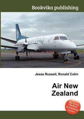 Air New Zealand Jesse Russell