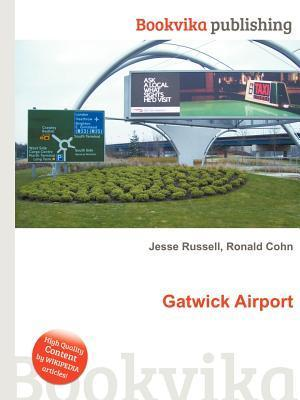 Gatwick Airport  by  Jesse Russell