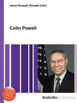 Colin Powell  by  Jesse Russell