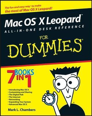 Mac OS X Leopard All-In-One Desk Reference for Dummies Mark L. Chambers