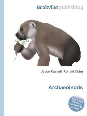 Archaeoindris Jesse Russell