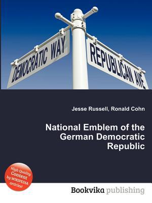 National Emblem of the German Democratic Republic  by  Jesse Russell
