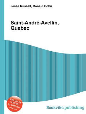 Saint-Andr -Avellin, Quebec  by  Jesse Russell