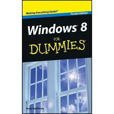 Windows 8 for dummies by andy rathbone reviews for Window quotes goodreads
