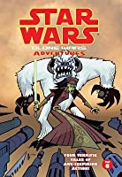 Star Wars: Clone Wars Adventures, Vol. 8