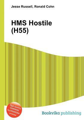 HMS Hostile (H55)  by  Jesse Russell