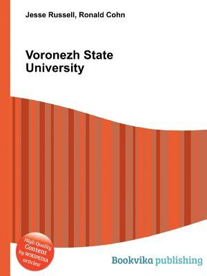 Voronezh State University Jesse Russell