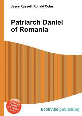 Patriarch Daniel of Romania  by  Jesse Russell