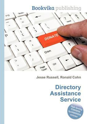 Directory Assistance Service Jesse Russell