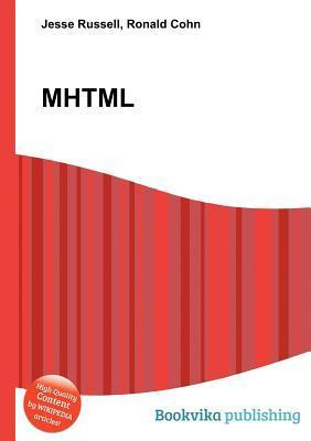 Mhtml  by  Jesse Russell