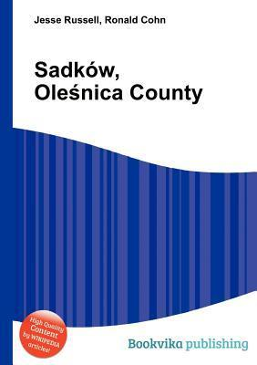 Sadk W, OLE Nica County  by  Jesse Russell