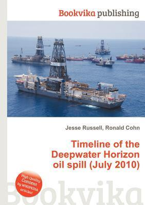 Timeline of the Deepwater Horizon Oil Spill (July 2010) Jesse Russell