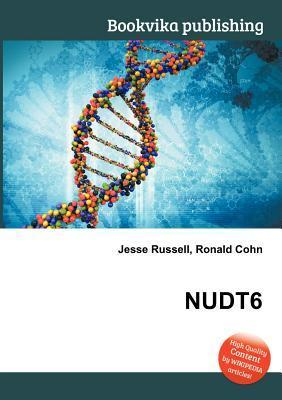 Nudt6  by  Jesse Russell