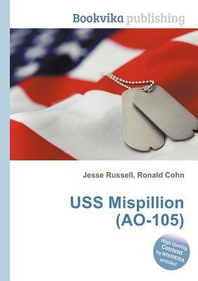 USS Mispillion (Ao-105)  by  Jesse Russell