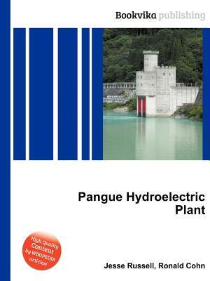 Pangue Hydroelectric Plant Jesse Russell