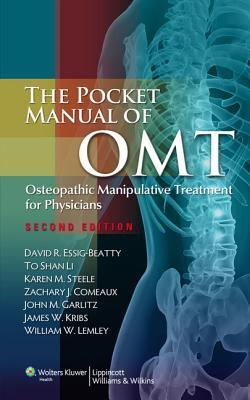 Pocket Manual of OMT: Osteopathic Manipulative Treatment for Physicians David Beatty