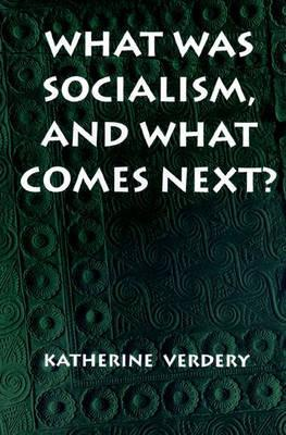 What Was Socialism, And What Comes Next? Katherine Verdery
