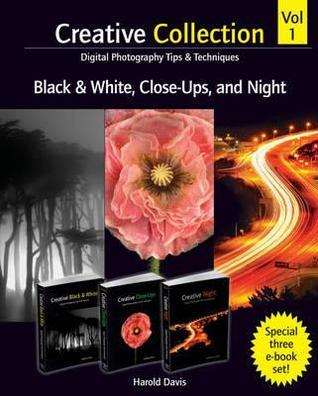 Creative Collection, Black and White, Close-Ups, and Night  by  Harold Davis