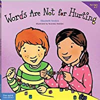 Words Are Not for Hurting (Paperback)