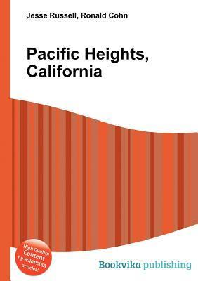 Pacific Heights, California  by  Jesse Russell