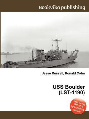USS Boulder (Lst-1190)  by  Jesse Russell