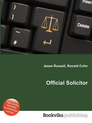 Official Solicitor  by  Jesse Russell