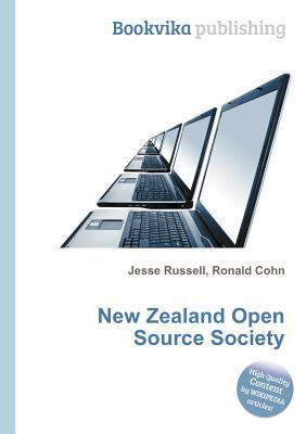 New Zealand Open Source Society Jesse Russell