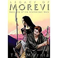 Legacy of Morevi [The Chronicles of Rafe and Askana Book 2]