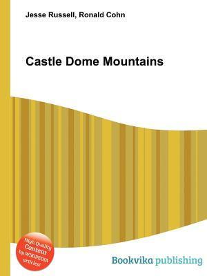 Castle Dome Mountains  by  Jesse Russell