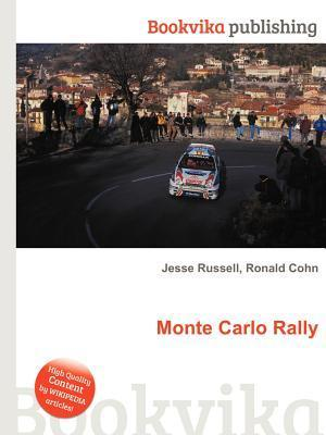 Monte Carlo Rally Jesse Russell