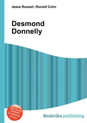 Desmond Donnelly  by  Jesse Russell