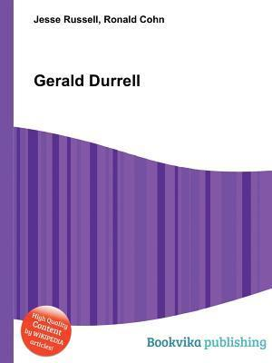 Gerald Durrell  by  Jesse Russell