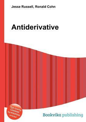 Antiderivative  by  Jesse Russell