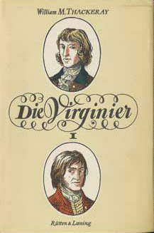 Die Virginier  by  William Makepeace Thackeray
