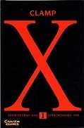 X, Band 01  by  CLAMP