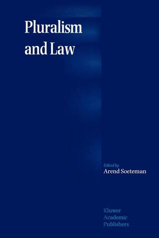 Pluralism and Law A. Soeteman