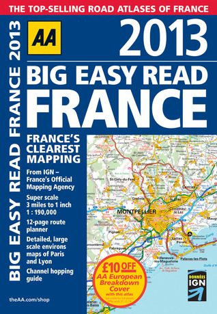 2013 Big Easy Read France  by  A.A. Publishing