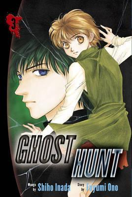 Ghost Hunt volume 3  by  Shiho Inada