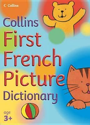 First French Picture Dictionary  by  Nick Sharratt