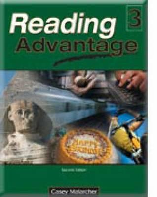 Audio CDs for Reading Advantage 4, 2nd  by  Casey Malarcher