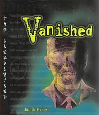 Vanished  by  Judith Herbst