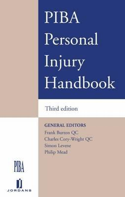 Piba Personal Injuries Handbook: Third Edition  by  P. Mead