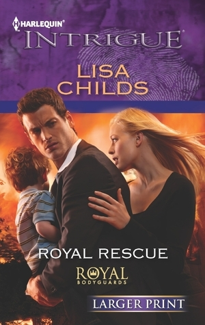 Royal Rescue  by  Lisa Childs